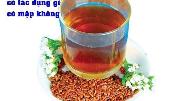 uong-nuoc-gao-rang-co-tac-dung-gi